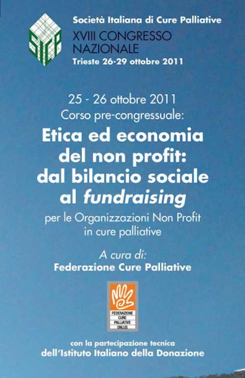 Etica ed economia del non profit: dal bilancio sociale al fundraising