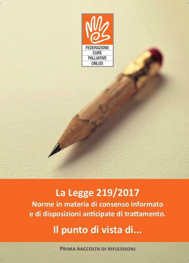 La legge 219/2017 - Il punto di vista di... (2)