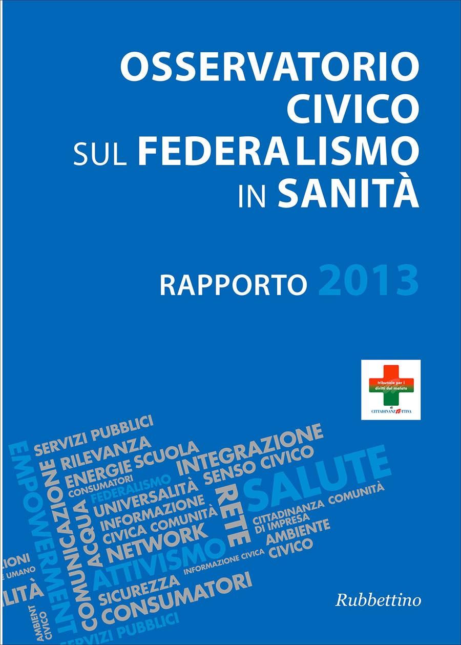 Osservatorio civico sul federalismo in sanità
